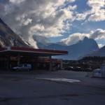awesome petrol station